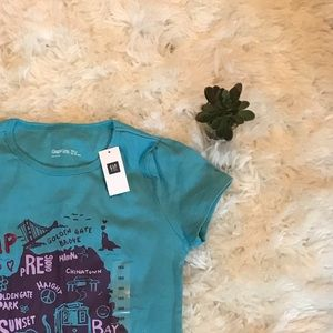 NEW Gap Girls T-shirt